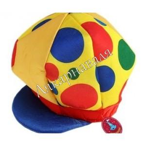 кепка Клоуна