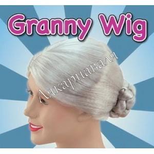 """парик """"Бабушка"""""""